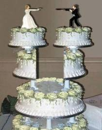 funny wedding cakes (4)
